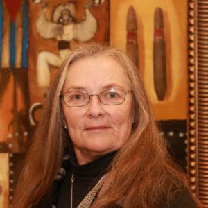 Pam Harrison, Secretary, V.P Union Relations